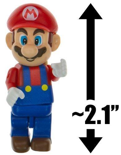 Mario ~ 2.1 Mini-Figure - K'NEX Mario Kart Building Set from K'NEX
