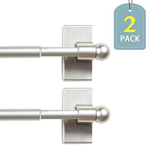 H.VERSAILTEX Magnetic Curtain Rods
