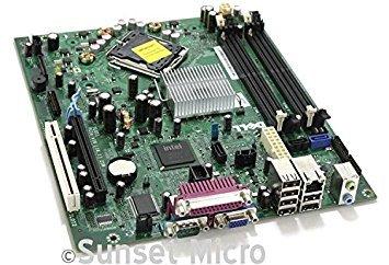 Core 2 Duo Motherboard - Genuine Dell Optiplex 755 SFF Computer Motherboard 0PU052, 0JR269