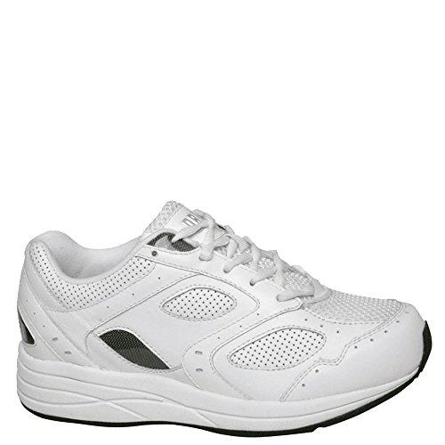 Drew Shoe Womens Flaze Lace Up White Sneakers 13 XW 4sEzW9