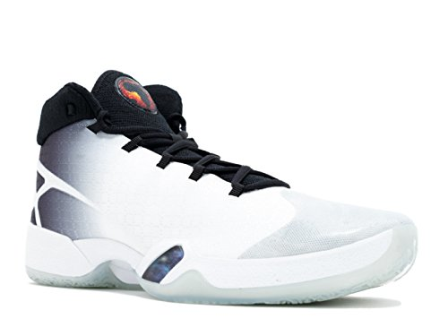 Nike Air Jordan Xxx Grå Basket Skor (811006-101) Mens Storlek: 14 Vit, Svart-wolf Grå