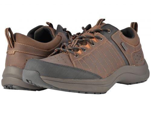 Dunham(ダナム) メンズ 男性用 シューズ 靴 スニーカー 運動靴 Seth Waterproof Brown [並行輸入品] B07BMCJLVK 18 D (M)