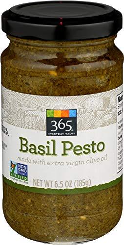 365 Everyday Value, Basil Pesto, 6.5 oz