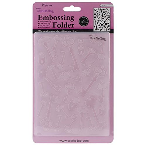 Ecstasy Crafts C.C. Designs SWP1017 Swiss Pixie Cling Stamp, 4 by 2.25-Inch, Butterfly Fence by Ecstasy Crafts