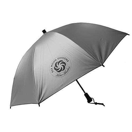 Golite Umbrella - Six Moon Designs Base Silver Shadow Ultralight / 8.9 OZ - 252 G / Umbrella