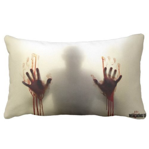 The walking dead Pillow case Twin sides Pillowcase cover standard size 20 x 30 Inch Two Sides CMF043