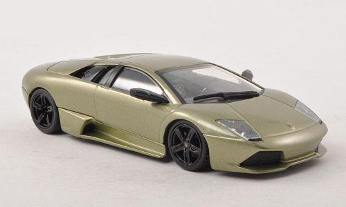 Lamborghini Murcielago LP640, metallic-green, 2006, Model Car, Ready-made, Minichamps 1:43