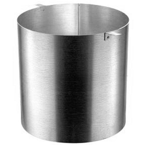 Chimney Pipe Radiation Shield - 4