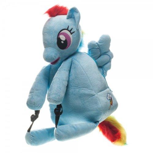 My Little Pony Jumbo Rainbow Dash Backpack