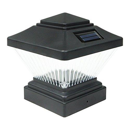 4 Light Outdoor Pole (Solar Powered Outdoor 4