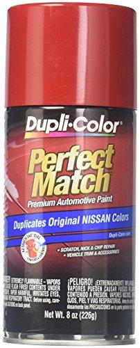 Dupli-Color EBNS05680 Perfect Match Premium Automotive Paint, Aztec Red AG2, 8 Ounce, 8. Fluid_Ounces
