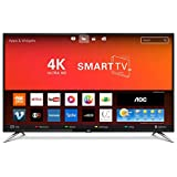 "Smart TV UHD 4K 50"", AOC LE50U7970S, Preto"