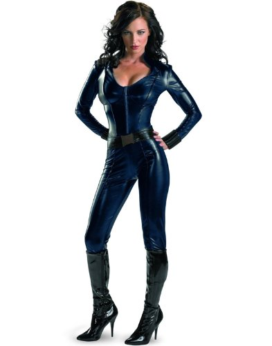 Disguise Marvel Women's  Black Widow Sassy Adult Costume