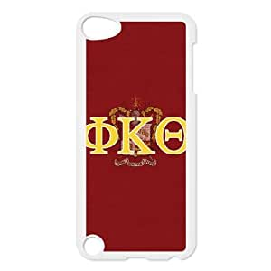 Phi Kappa Theta Greek Letters iPod Touch 5 Case White phone component RT_358840