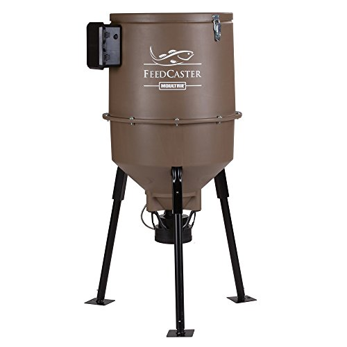 Moultrie Fish Feeders - Moultrie 30-Gallon FeedCaster Fish Feeder