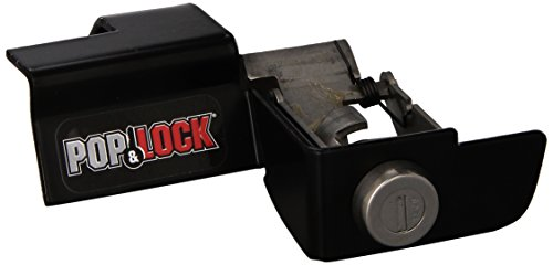 Pop & Lock PL1300 Black Manual Tailgate Lock for Chevy/GMC (New ()