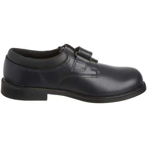 Toughees Shoes Class Velcro, Jungen Schule Dunkelblau