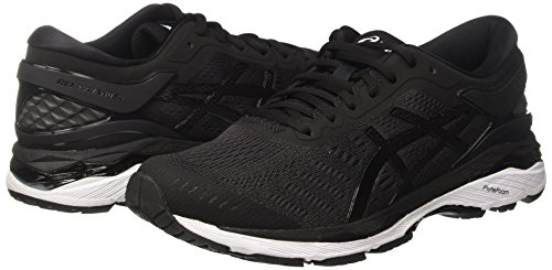 Asics Gel Kayano 24 Sort / Fantom / Hvid goJNlX19W