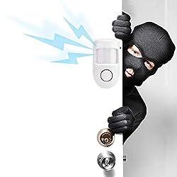 Security Motion SensorWireless PIR Motion Sensor Alarm Infrared IR Detector Security Alarm System