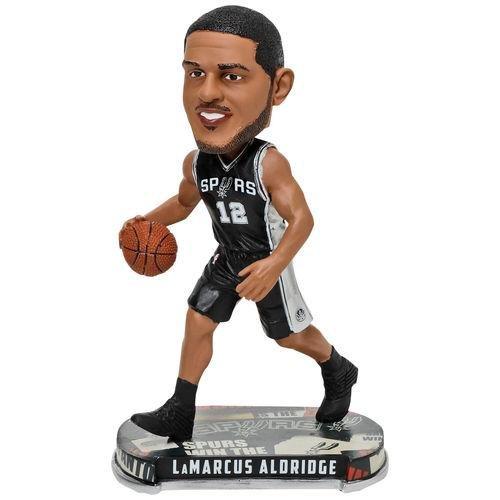 FOCO San Antonio Spurs Aldridge L. #12 Headline Bobble by FOCO