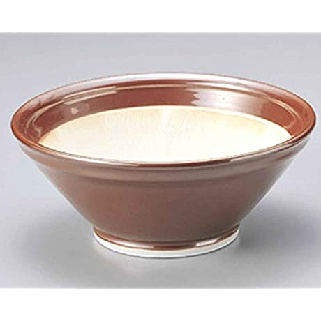 Suribachi 12 8inch Mortar Beige Ceramic Made In Japan