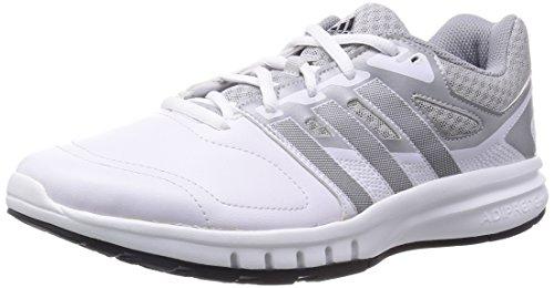 Para De Galaxy Gris Hombre Atletismo Blanco Adidas Zapatillas Trainer qwFASHfqR4