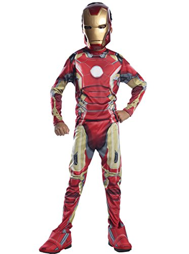 Rubie's Costume Avengers 2 Age of Ultron Child's Iron Man Mark 43 Costume, Large]()