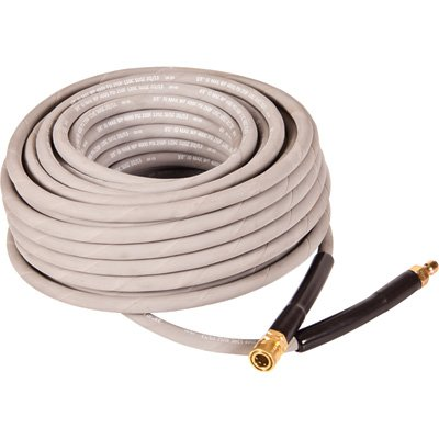 - NorthStar Nonmarking Pressure Washer Hose - 4,000 PSI, 100ft. x 3/8in., Model# 989401981