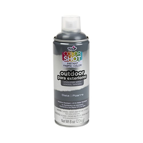Tulip ColorShot Outdoor Upholstery Spray (Weave Upholstery Fabric)