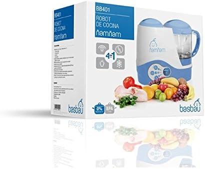 Basbau 200601 - Robot de cocina: Amazon.es: Bebé