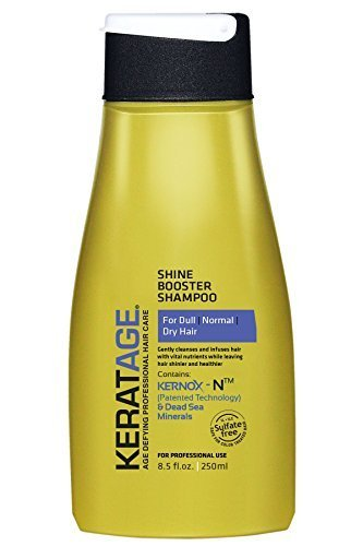 Keratage Shine Booster Shampoo (8.5 oz) (Shine Booster)