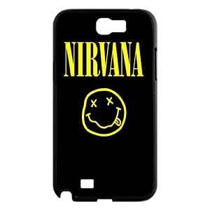 Nirvana CUSTOM Cell Phone Case for Samsung Galaxy Note 2 N7100 LMc-10023 at