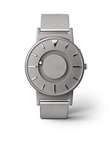 Silver Timepiece - Eone Bradley Steel Mesh Watch