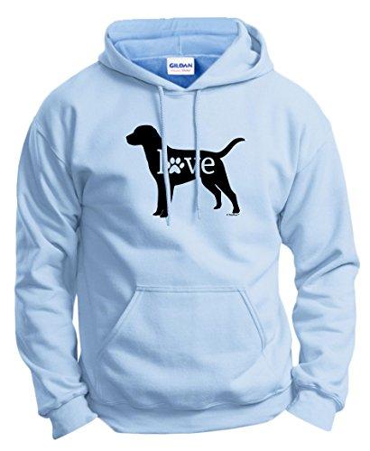 Labrador Retriever Prints Hoodie Sweatshirt
