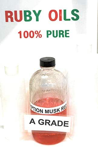 Egyptian Musk Red A Grade (4oz)