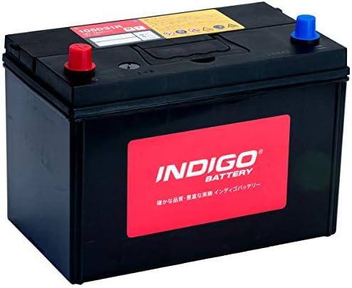 インディゴ バッテリー 105D31R エルフ100 KR-ASR2F23系 H16/9~