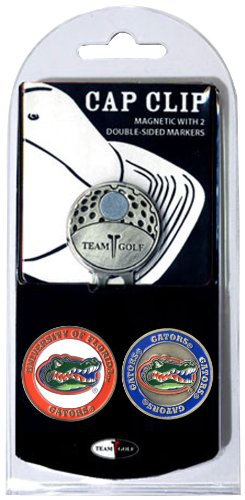 ncaa-florida-gators-cap-clip-with-2-golf-ball-markers