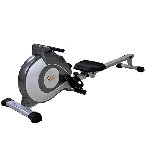 Magnetic Adjustable Resistance Rower Cardio Exercise Rowing Machine NEW