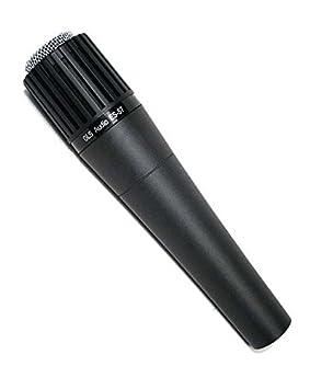 GLS Audio Instrument Microphone ES-57 & Mic Clip - Professional...
