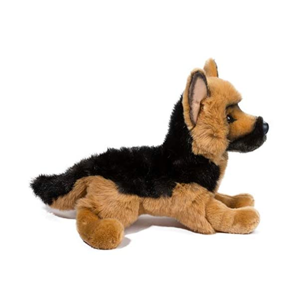 Douglas General German Shepherd Dog Plush Stuffed Animal 5