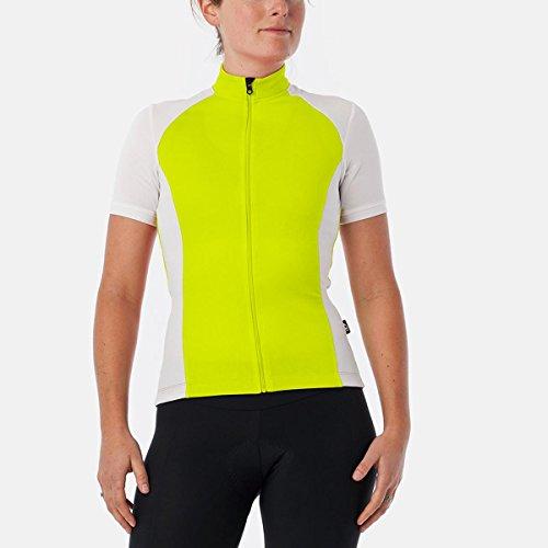 Giro Chrono Sport Jersey - Short Sleeve - Women s Highlight Yellow 6b374be67