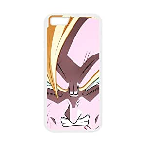 Dragon Ball Z iPhone 6 6s Plus 5.5 Inch Cell Phone Case White 91INA91202529