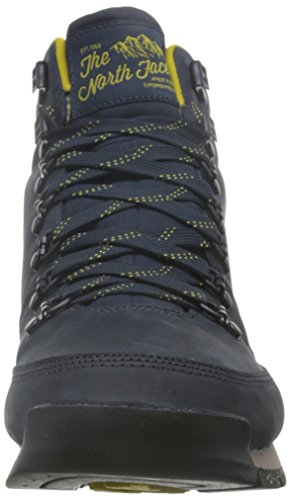 North Face M Back-to-berkeley Redux Leather - zapatos da caminata y excursionismo Hombre Azul (NFE)