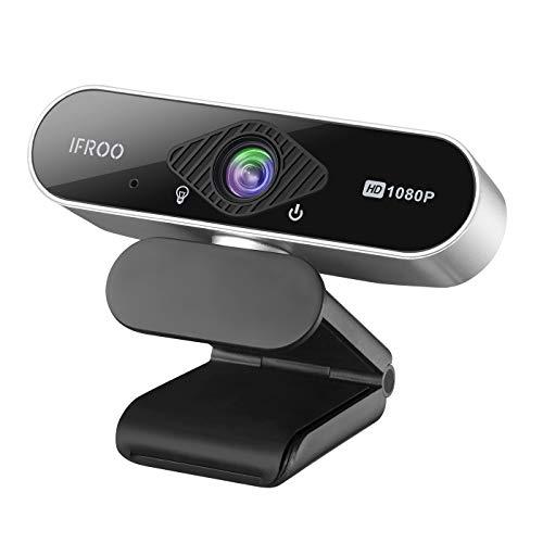 IFROO FHD 1080P Webcam