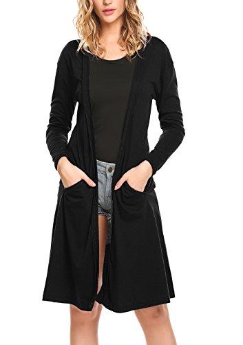 Drape Front Jersey Dresses - 9