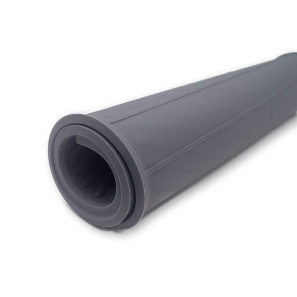Alfombrilla de silicona rectangular para secado de platos para encimera de cocina Grey S antideslizante resistente al calor