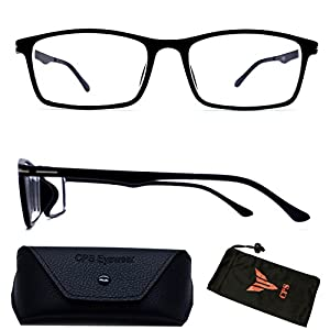 (#NS-201) Myopia Short sighted Super Lightweight Comfortable Square Rectangular Shape Driving Glasses Eyeglasses