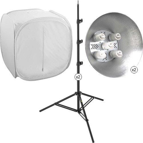 Impact Impact Shooting Tent Kit (35 x 35 x 35'') by Impact