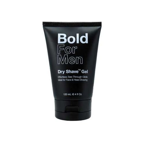 Dry Shave Gel: A Luxurious Waterless Shave