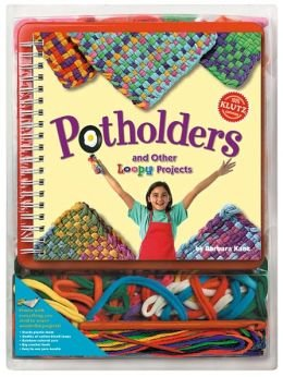- Potholders: Other Loopy Projects : Spiral Potholders